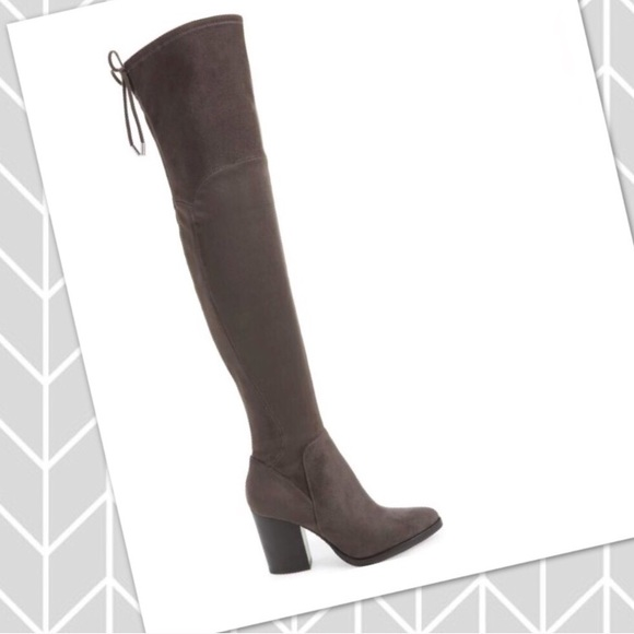 9789936b229 Marc Fisher Alinda over the knee stretch boots